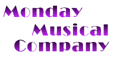 MMC – Monday Musical Company